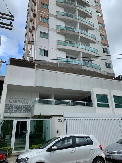 Apartamento Para Locação No Edifício Carrara Em Campos - 9915