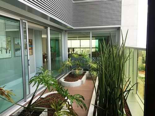 Apartamento Alto Luxo E Padrão 4 Quartos... - Ch3916