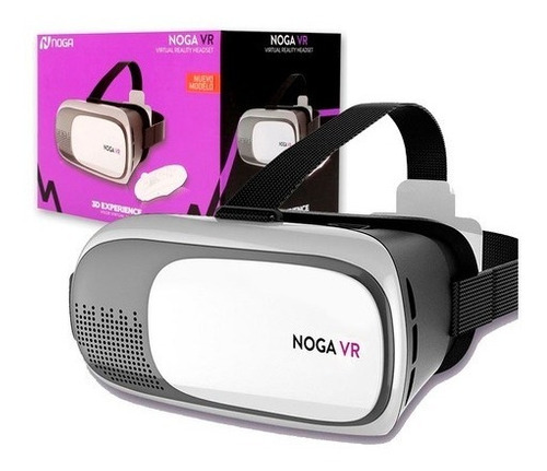 Lentes Noga Vr Realidad Virtual