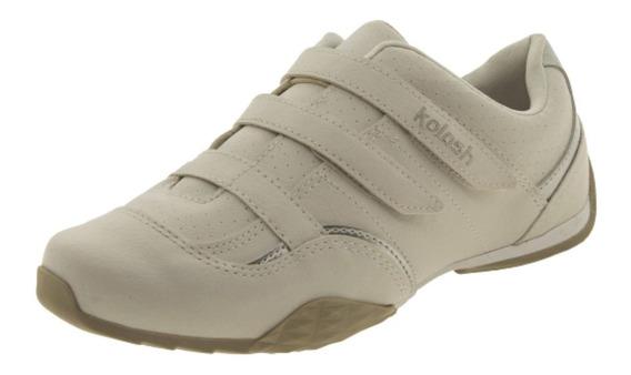 Tênis Feminino Velcro Kolosh K9352