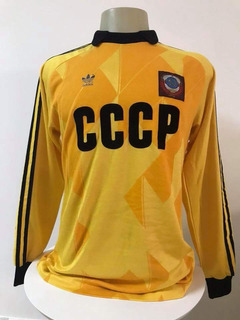 Camisa União Soviética Goleiro Rinat Dasaev Copa 86