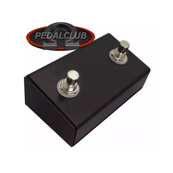 Footswitch Peavey Bandit Classic Audition Caixa Aço Carbono
