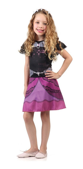 Fantasia Raven Queen Infantil Standard - Ever After High
