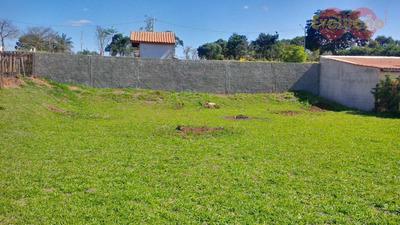 Terreno Residencial À Venda, Vivendas Do Engenho D Água, Itatiba. - Te0289