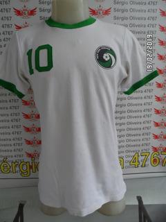 Camisa Cosmos Pelé Retrô N#10