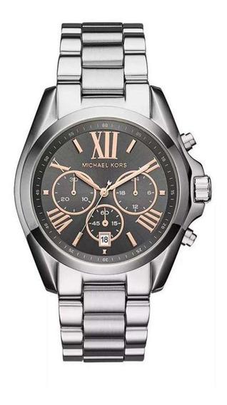 Relógio Michael Kors Mk6557/1kn Bradshaw
