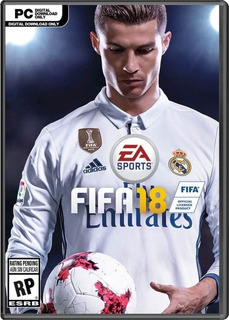 Fifa 18 Pc Digital Codigo Origin Entrega Inmediata