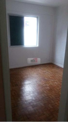 Apartamento Com 1 Dorm, Ocian, Praia Grande - R$ 145 Mil, Cod: 1337 - V1337