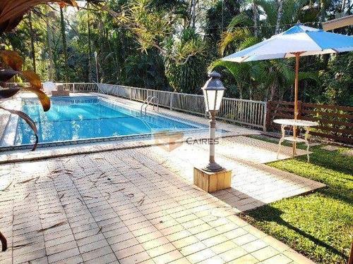 Imagem 1 de 20 de Chácara Com 5 Dormitórios À Venda, 6400 M² Por R$ 1.800.000,00 - Joapiranga - Valinhos/sp - Ch0119