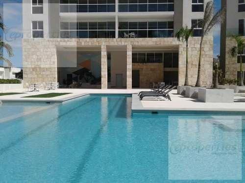 Venta De Departamento En Cancún, Altura, Residencial Cumbres