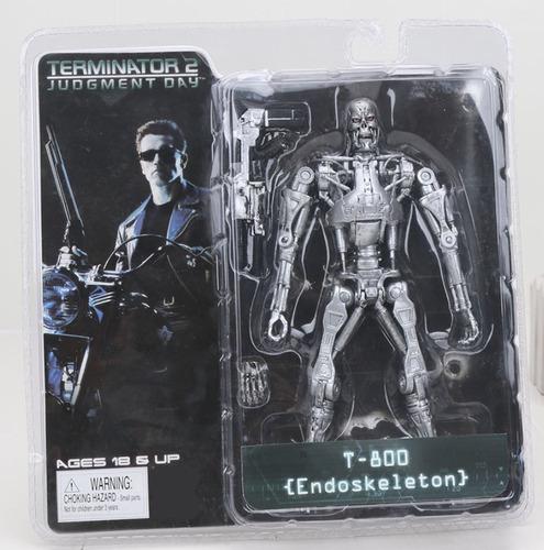 Figura Terminator - (figuras Originales Neca)