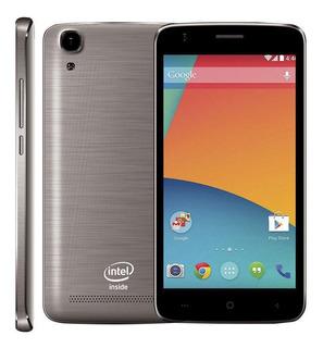 Smartphone Qbex W510 Gray Intel Tela 5.0