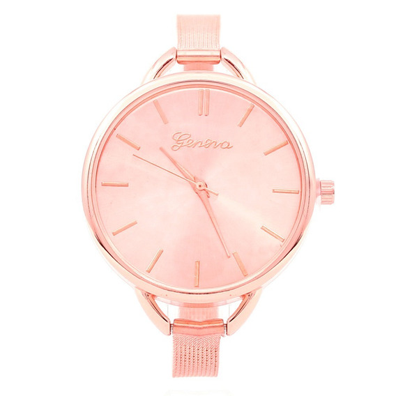 Reloj Dama Mujer Klein Rosa