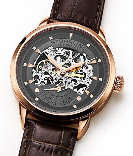 Reloj Stuhrling Original 133.3345k54 Para Hombre