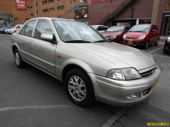 Ford Laser Mt 1600cc
