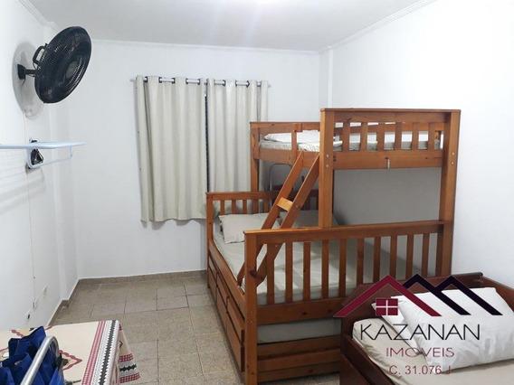 Apartamento Temporada - Kitnet - Wifi - Ponta Da Praia - Santos - 4275