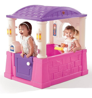Casita Step2 Four Seasons Playhouse Rosa