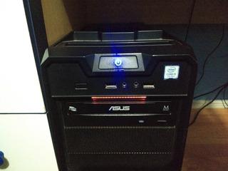 Pc Escritorio Asus Intel Core I5-7400cpu 500gb 16gbram Nvidi