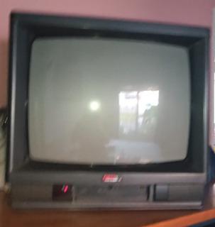 Televisor Color First Line 20 Funciona Bien