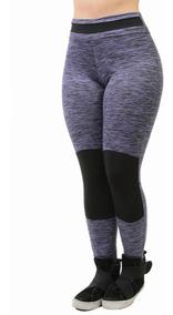 Calças Legging Fitness Roupas Atacado Detalhe Suplex 9920