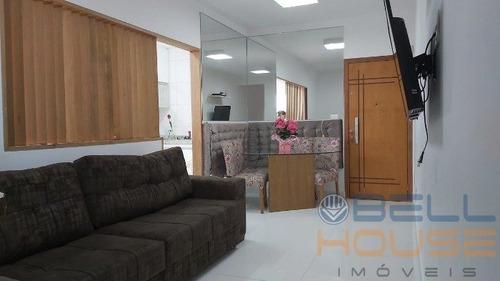 Apartamento - Vila Valparaiso - Ref: 13818 - V-13818