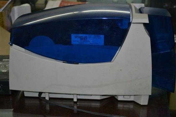 Impressora De Crachá Em Pvc Datacard Sp35 Color