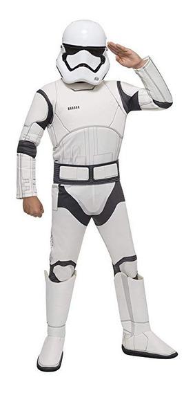 Disfraz Stormtrooper Star Wars Original De Disney Niño