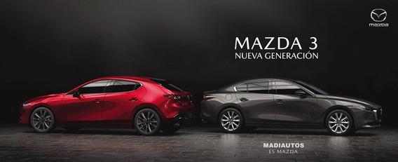 Nuevo Mazda 3 Prime Skyactiv Sd. Aut. Modelo 2020