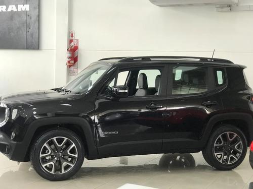 Jeep Renegade 1.8 Longitude At6 Cuero Zenon 4x2 2021 #12