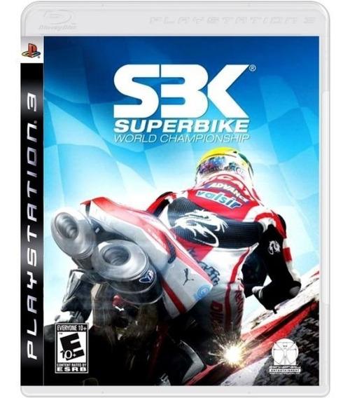 S3k Superbike - Mídia Física / Ps3