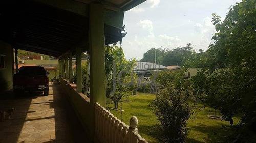 Chácara Com 2 Dormitórios À Venda, 980 M² Por R$ 905.000 - Núcleo Residencial Princesa D Oeste - Campinas/sp - Ch0121