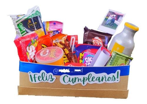 Ancheta Chocolatinas Dulces Tea Snacks Para Cumpleaños