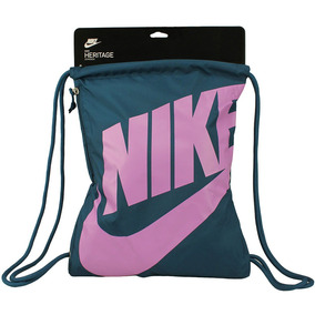 Pack 2 Sacolas Nike Heritage Gymsack Academia Nfe Promoção