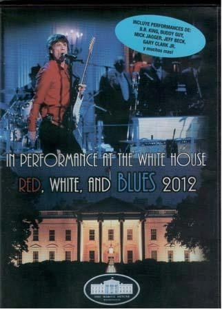 In Performance At White House 2012 Dvd - W