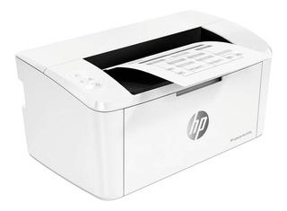 Impresora Laser Hp M15w M15 Usb Wifi Monocromática