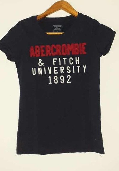 Remeras Abercrombie Mujer Originales