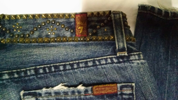 Calça Jeans Seven 7 Feminina Tamanho 26