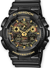Relógio Casio Masculino G-shock Ga-100cf-1a9dr Original