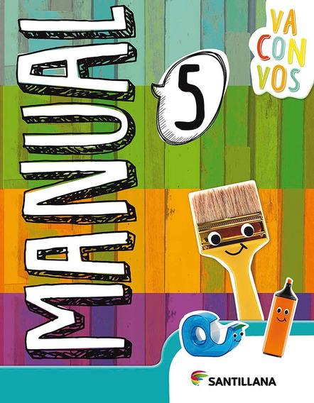 Manual 5 Nación - Santillana Va Con Vos