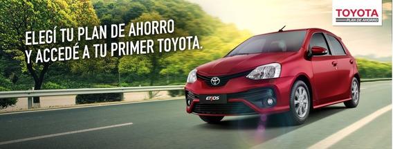 Plan De Ahorro Toyota Etios X 5p 100%