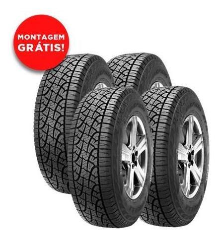 Jogo 4 Pneus Pirelli Lt265/75r16 112s Scorpion Atr Street