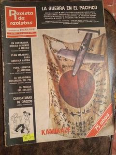 Revista De Revistas, Agosto 1985, La Guerra Del Pacífico