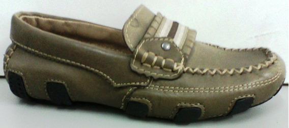 Sapato Infantil Masculino Samelcar Terra Pé Tp10