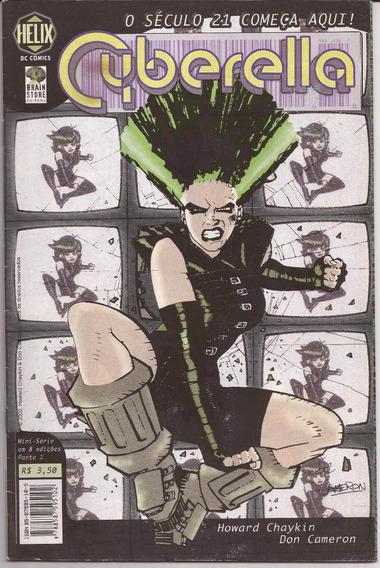 Gibi Scyberella N° 1 - Dc Comics