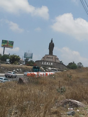 Rentade Terreno A Un Costado De Monumento A Conin Queretaro