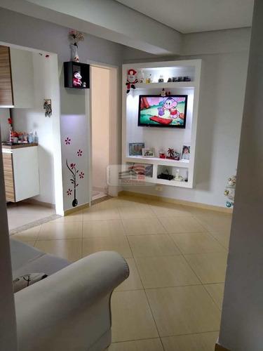 Imagem 1 de 11 de Apartamento Com 2 Dorms, Assunção, São Bernardo Do Campo - R$ 250 Mil, Cod: 767 - V767