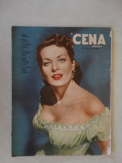 A Cena Muda Nº 19! 12/05/1954! Editora Americana!
