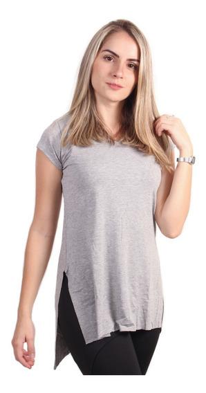 Kit 6 Blusa Feminina Sobre Legging Longa Tapa Bumbum Fitness