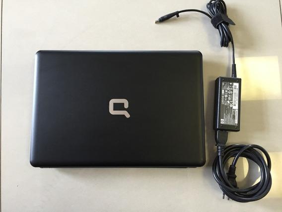Notebook Compaq 510 - Core 2 Duo - (não Segura Bateria)