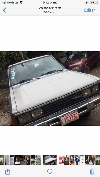 Nissan 720 Dxl Pick Up